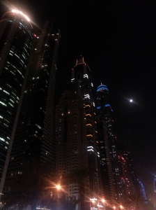 Dubai at Night. Taken with my Samsung SIII